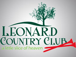 Leonard Country Club Logo